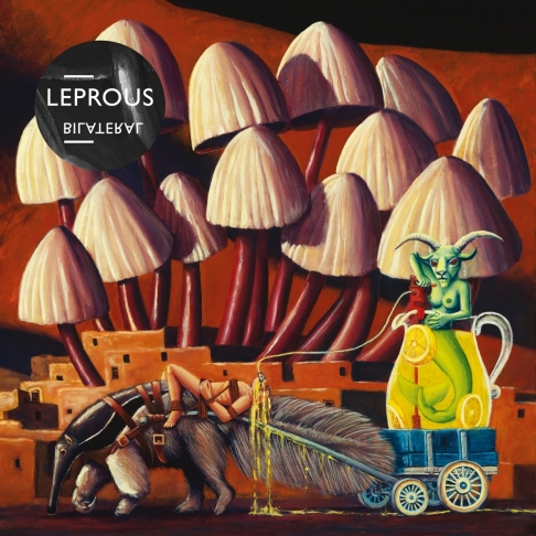 "Leprous ""Bilateral"""