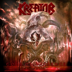 "Kreator ""Gods Of Violence"""