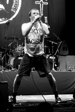 Napalm Death, fot. MC